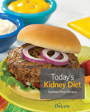 Today's Kidney Diet Summer Picnic Recipes